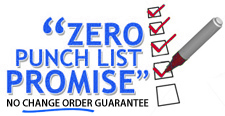 Zero Punch List Promise